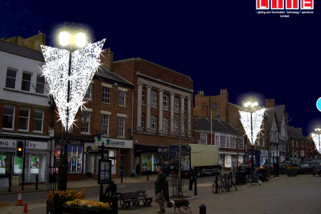 Ripon Christmas Lights