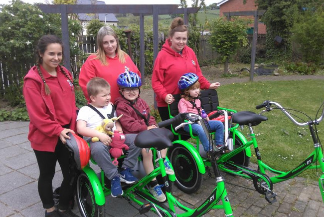 Accessible Cycle Day for West Cumbria