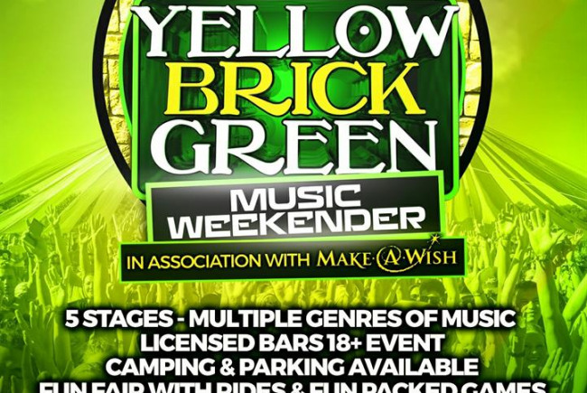 Yellow Brick Green - Pre Festival Event