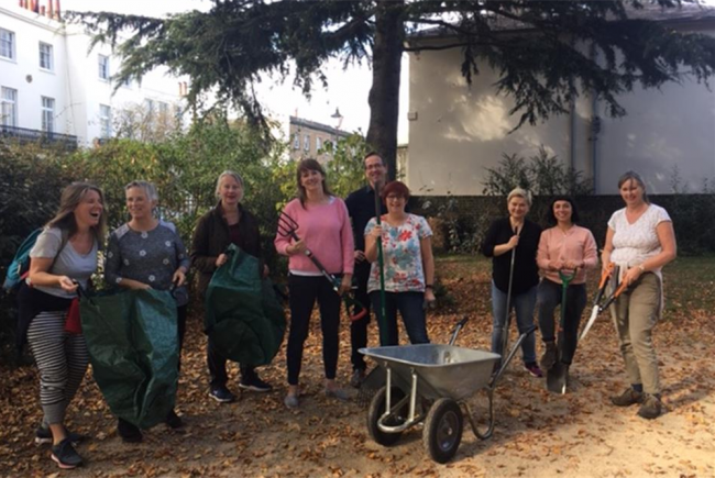 St Peter's Community Gardening Group