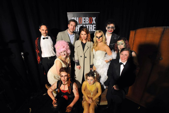 The Shoebox Affordable Theatre Programme