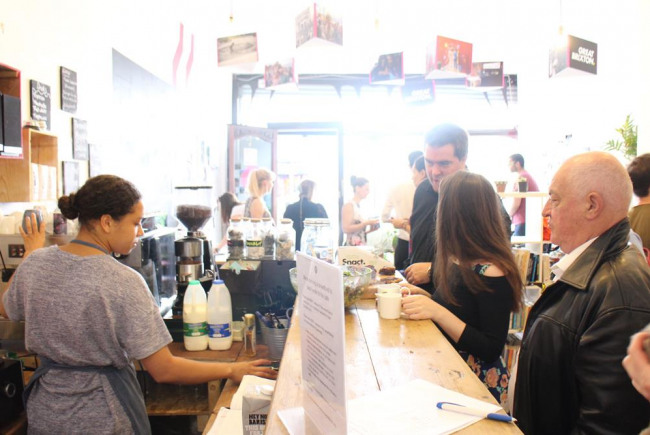 The Brixton Pound Cafe