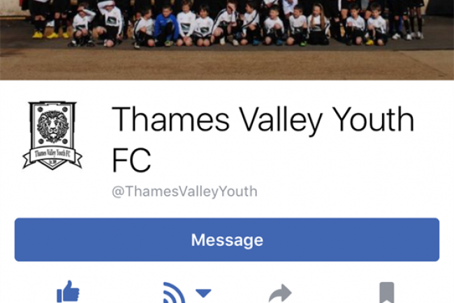 Thames valley Club house