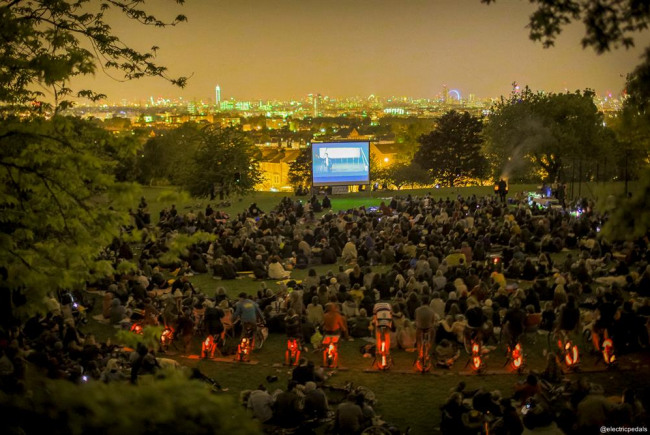 New Cross & Deptford Free Film Festival