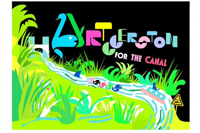 hARTggerston - Art for the Canal