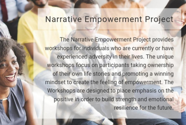 Narrative Empowerment Project