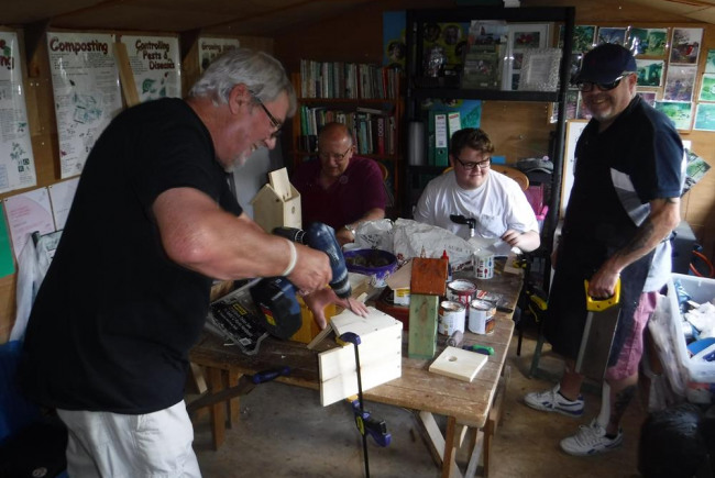 Men's Shed - Refit, Transform and Grow