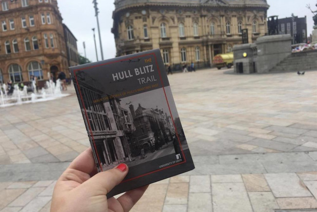 The Hull Blitz Trail