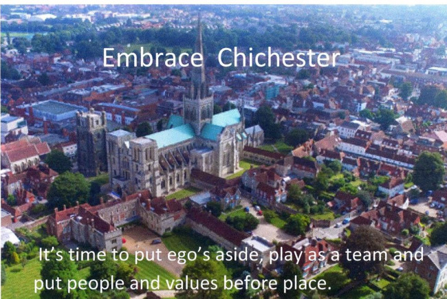 Embrace Chichester