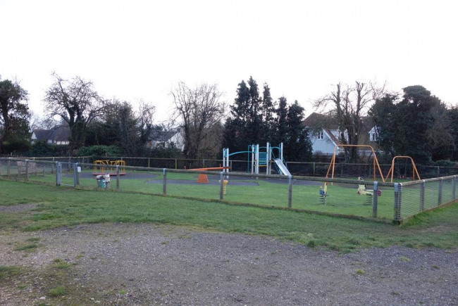 Renovating Manuden Play Area