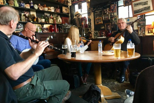 Traditional Irish Music in Slough