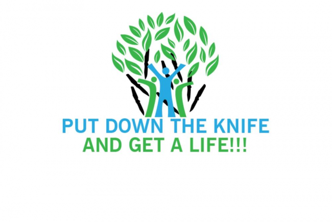 Put down the knife & get a life