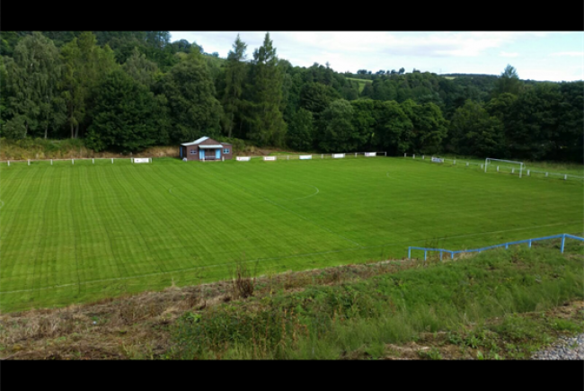 New build for local football pavilion