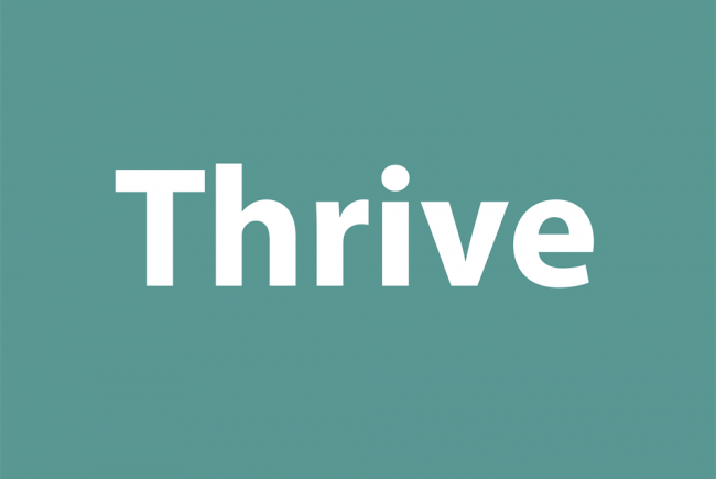 Thrive- Care Leavers Career Hub