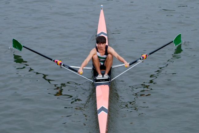 Rowing to Rio