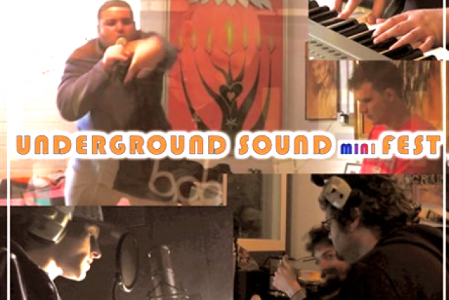 UNDERGROUND SOUND mini FEST