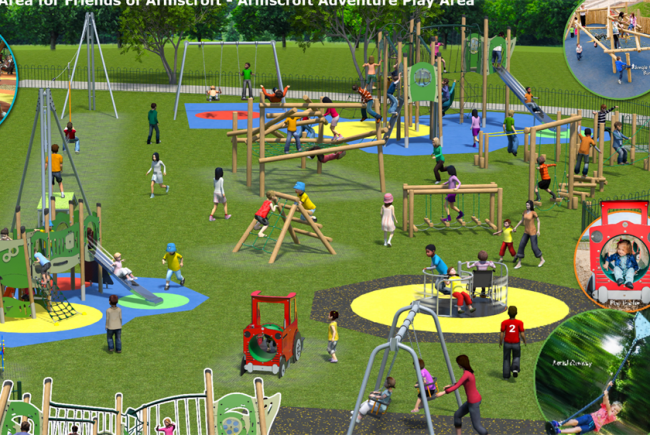 Friends of Elmbridge playground
