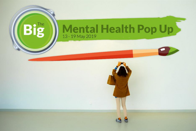 The Big Mental Health Pop Up