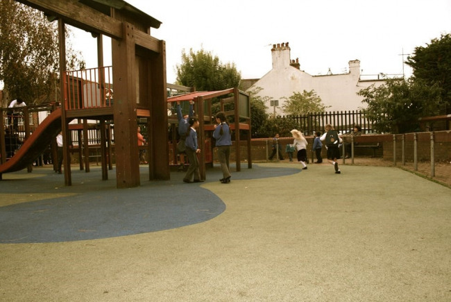 Percy Rd Playground Regeneration