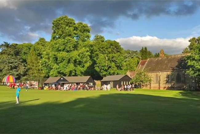 Support Hagley CC during Covid-19