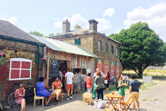 The Farm Café and Workshops