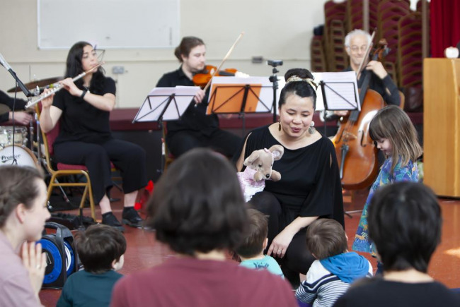 Waltham Forest Mini Musicians Opera Tour