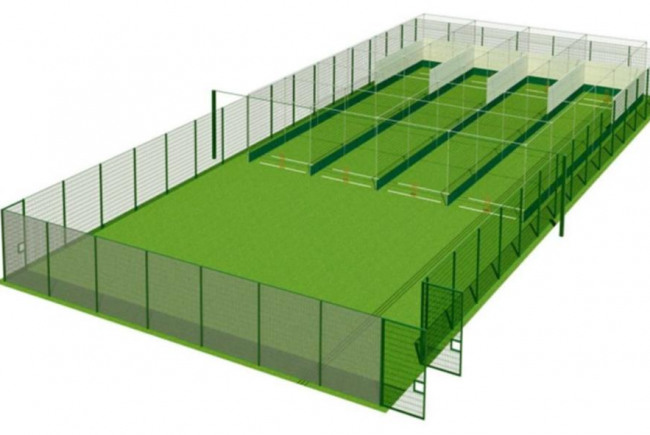 New Cricket Nets at Old Elizabethans