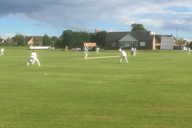 Supporting Penkridge CC During Covid-19