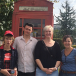 Blackhouse Lane Phone Box Group