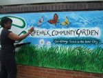 Friends of Ropewalk Community Garden